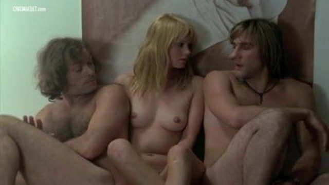 Isabelle Huppert desnuda
