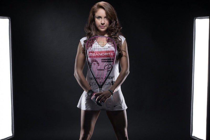 Paola Longoria sexy