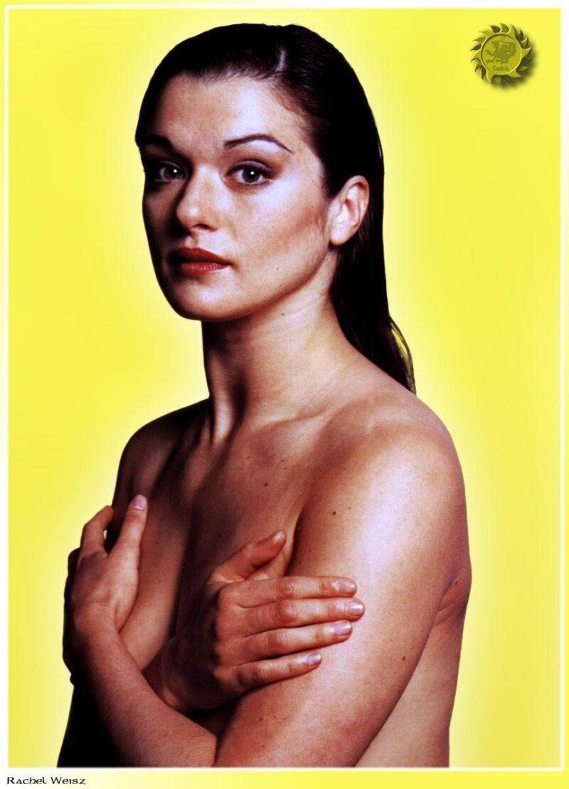 Rachel Weisz desnuda