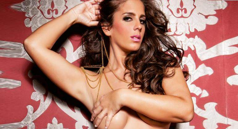 Anabel Pantoja desnuda