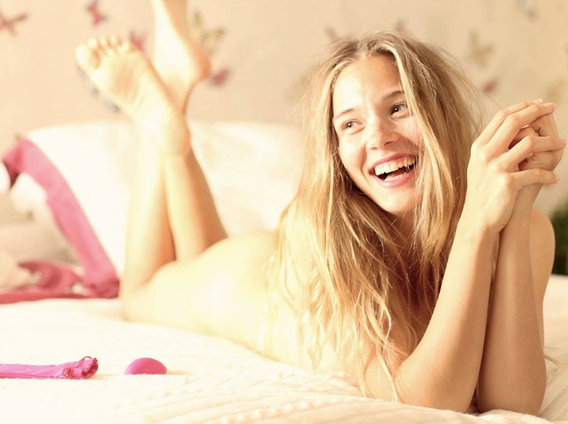 Patricia Montero desnuda