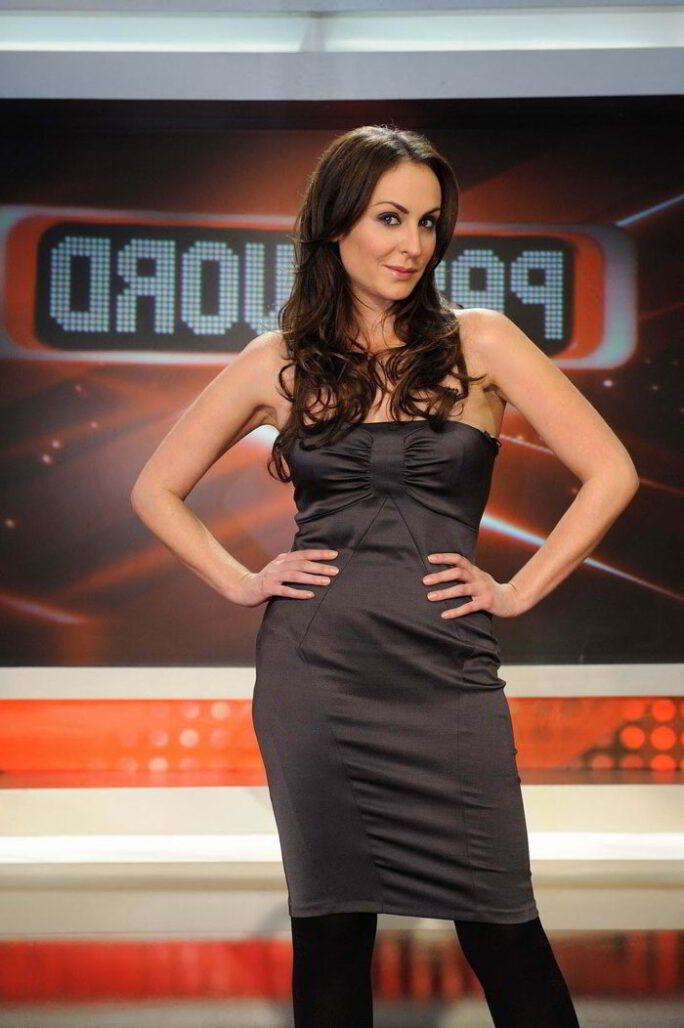 Ana Milán presentadora