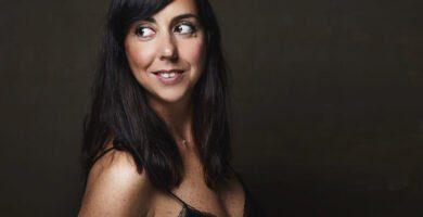 Carmen Ruiz desnuda