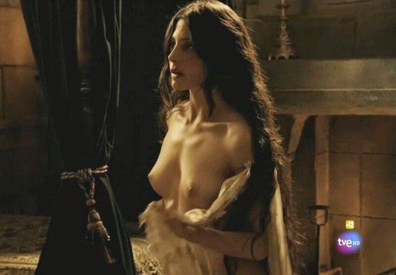 Bárbara Lennie desnuda