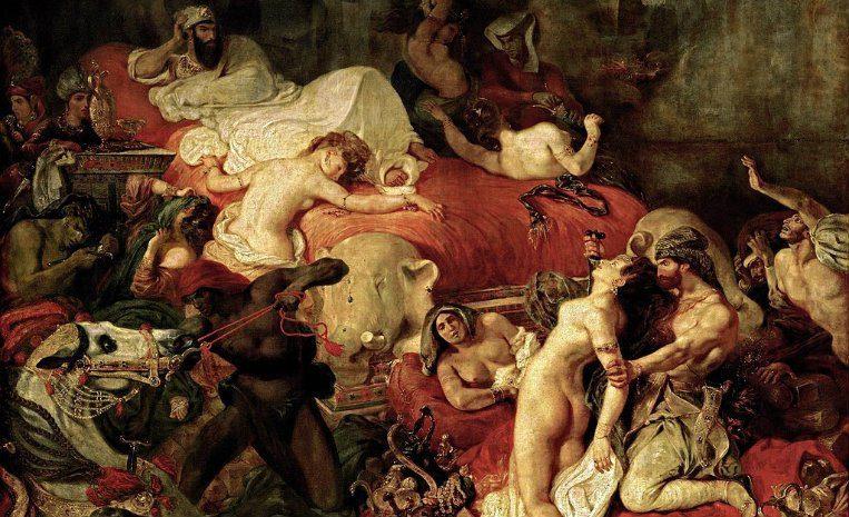 Costumbres sexuales de los egipcios